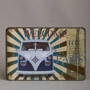 "Картина ""Welcome to Paris""GKZ-12"